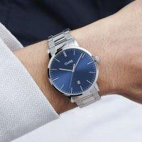 zegarek Cluse CW0101501011 srebrny Aravis