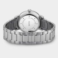 zegarek Cluse CW0101501011 kwarcowy męski Aravis Aravis steel silver dark blue