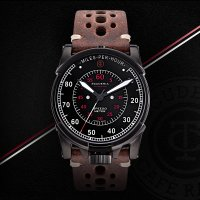 CT Scuderia CWEK00319 zegarek czarny klasyczny Bullet Head pasek
