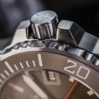 zegarek Davosa 161.522.04 srebrny Diving
