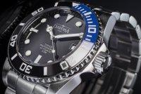 zegarek Davosa 161.559.45 srebrny Diving