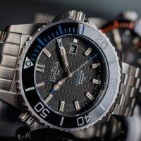 zegarek Davosa 161.576.40 srebrny Diving