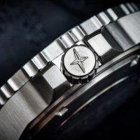 Davosa 161.576.40 zegarek męski klasyczny Diving bransoleta