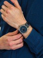 Zegarek męski Davosa Pilot 162.501.55 srebrny - duże 5