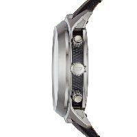 Diesel DZ4499 zegarek srebrny fashion/modowy Tumbler pasek