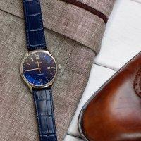 Doxa 216.10.202.03 męski zegarek Challenge pasek