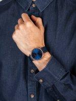 Doxa 173.90.201.03 męski zegarek D-Light pasek