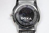 Zegarek męski Doxa slim line 105.10.101.01-POWYSTAWOWY - duże 5