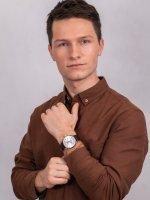 Doxa 107.10.021R.02 zegarek męski Slim Line
