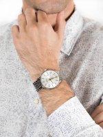 Zegarek męski Doxa Slim Line 107.10.021Y.10 - duże 5