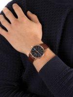 Zegarek męski Doxa Slim Line 107.90.201.02 - duże 5