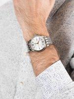 Doxa 624.10.022R.2.10 męski zegarek Vintage bransoleta