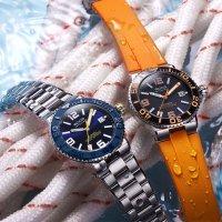 Epos 3441.131.99.52.52 Sportive Sportive Diver zegarek męski klasyczny szafirowe