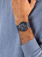 Zegarek męski fashion/modowy  Pasek W1049G2 szkło mineralne - duże 5