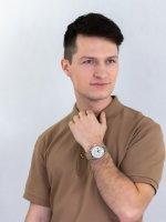 Zegarek męski fashion/modowy Timex MK1 TW2R68000 szkło akrylowe - duże 4