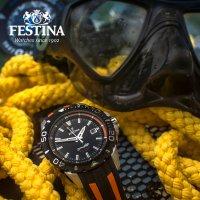 F20462-3 - zegarek męski - duże 4