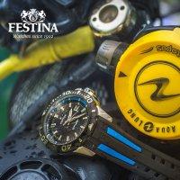 Zegarek Festina The Originals Diver 200m - męski  - duże 4