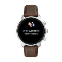 zegarek Fossil Smartwatch FTW4015 srebrny Fossil Q