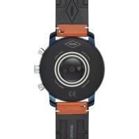 Fossil Smartwatch FTW4016 zegarek srebrny fashion/modowy Fossil Q pasek