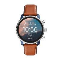 zegarek Fossil Smartwatch FTW4016 srebrny Fossil Q