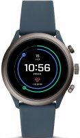 Fossil Smartwatch FTW4021 zegarek szary fashion/modowy Fossil Q pasek