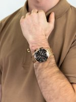 Zegarek męski Grovana Bransoleta 7037.9167 - duże 5