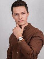 Zegarek męski Grovana Pasek 1230.1962 - duże 4