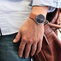 ICE Watch ICE.001520 zegarek srebrny klasyczny Ice-City pasek