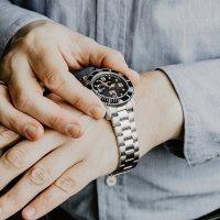 ICE Watch ICE.016031 zegarek męski klasyczny ICE-Steel bransoleta