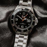 zegarek ICE Watch ICE.016031 srebrny ICE-Steel