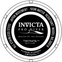 Zegarek Invicta Pro Diver - męski  - duże 5