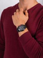 zegarek Jack Pierre X052EEA męski z chronograf Bransoleta