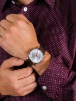 Zegarek męski Jacques Lemans Classic 1-1850F - duże 5