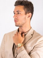 Zegarek męski klasyczny  Bransoleta A1243.1111QS szkło szafirowe - duże 4