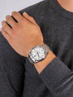 zegarek Adriatica A8202.5113CH srebrny Bransoleta