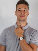 Zegarek męski klasyczny  Originale 3387.152.20.48.15 szkło szafirowe - duże 4