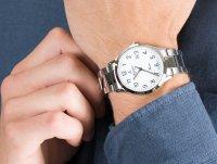 Zegarek męski klasyczny Atlantic Sealine 62346.41.13 szkło szafirowe - duże 6