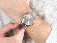 Zegarek męski klasyczny Atlantic Sealine 62346.41.21 szkło szafirowe - duże 6