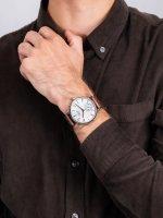 Zegarek męski klasyczny Atlantic Worldmaster 57950.41.25  WORLDMASTER 130TH ANNIVERSARY szkło szafirowe - duże 5