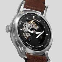 Zegarek męski klasyczny Aviator Douglas V.3.31.0.228.4 szkło szafirowe - duże 5