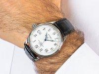 Zegarek męski klasyczny Ball Trainmaster NM3288D-LLJ-WH STANDARD TIME 135 ANNIVERSARY szkło szafirowe - duże 6