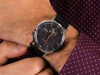 Zegarek męski klasyczny Bulova Classic 98A187 szkło mineralne - duże 6