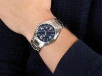 Zegarek męski klasyczny Casio EDIFICE Momentum EF-125D-2AVEF szkło mineralne - duże 6