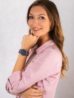 Zegarek męski klasyczny Charles BowTie Roundel Collection WELSA.N.B WESTBURY szkło mineralne - duże 4