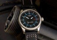 Zegarek męski klasyczny Davosa Pilot 162.501.55 AVIATOR JUNAK LIMITED EDITION szkło szafirowe - duże 14