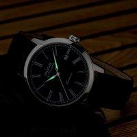 Epos 3432.132.20.25.15 Originale zegarek męski klasyczny szafirowe