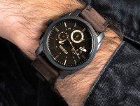 Zegarek męski klasyczny Fossil Machine FS4656 MACHINE szkło mineralne - duże 6