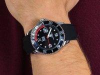 Zegarek męski klasyczny ICE Watch ICE-Steel ICE.015773 ICE Steel - Black rozm. L szkło mineralne - duże 6