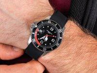 ICE Watch ICE.016030 ICE steel black Rozm. M zegarek klasyczny ICE-Steel