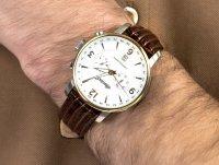 Zegarek męski klasyczny Ingersoll The Grafton I00602 THE GRAFTON szkło mineralne - duże 6